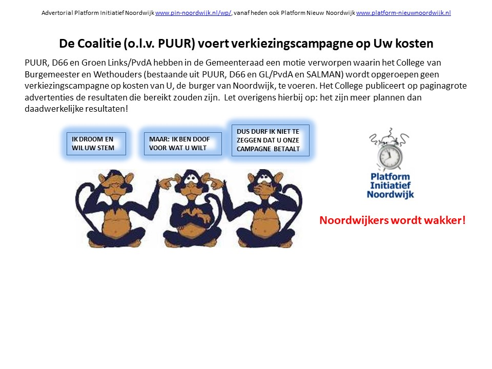 advertorial reclame campagne